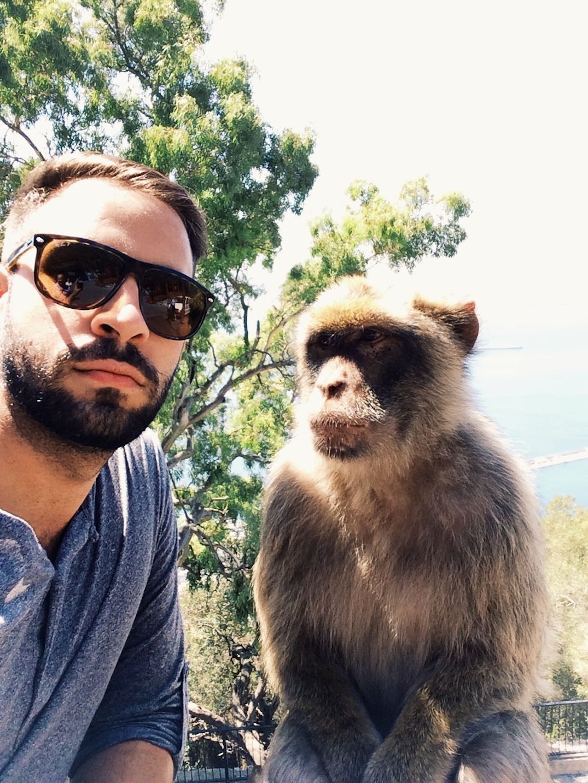 AshleySixto.com Gibraltar Day Trip