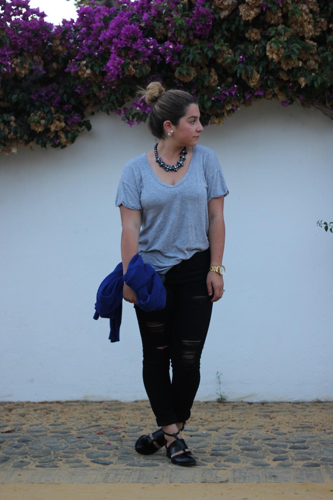 Ashley Sixto Basics Outfit